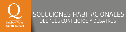 QWEB - Housing Solutions after conflicts and disasters